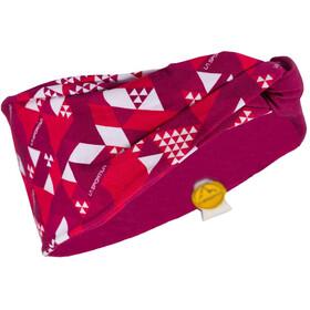 La Sportiva Twist Headband Opaska na głowę Kobiety, beet/garnet